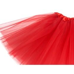 6464ec2e Klasyczna tutu kolor - czerwona