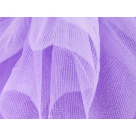 Klasyczna Spódnica tiulowa TUTU fioletowa